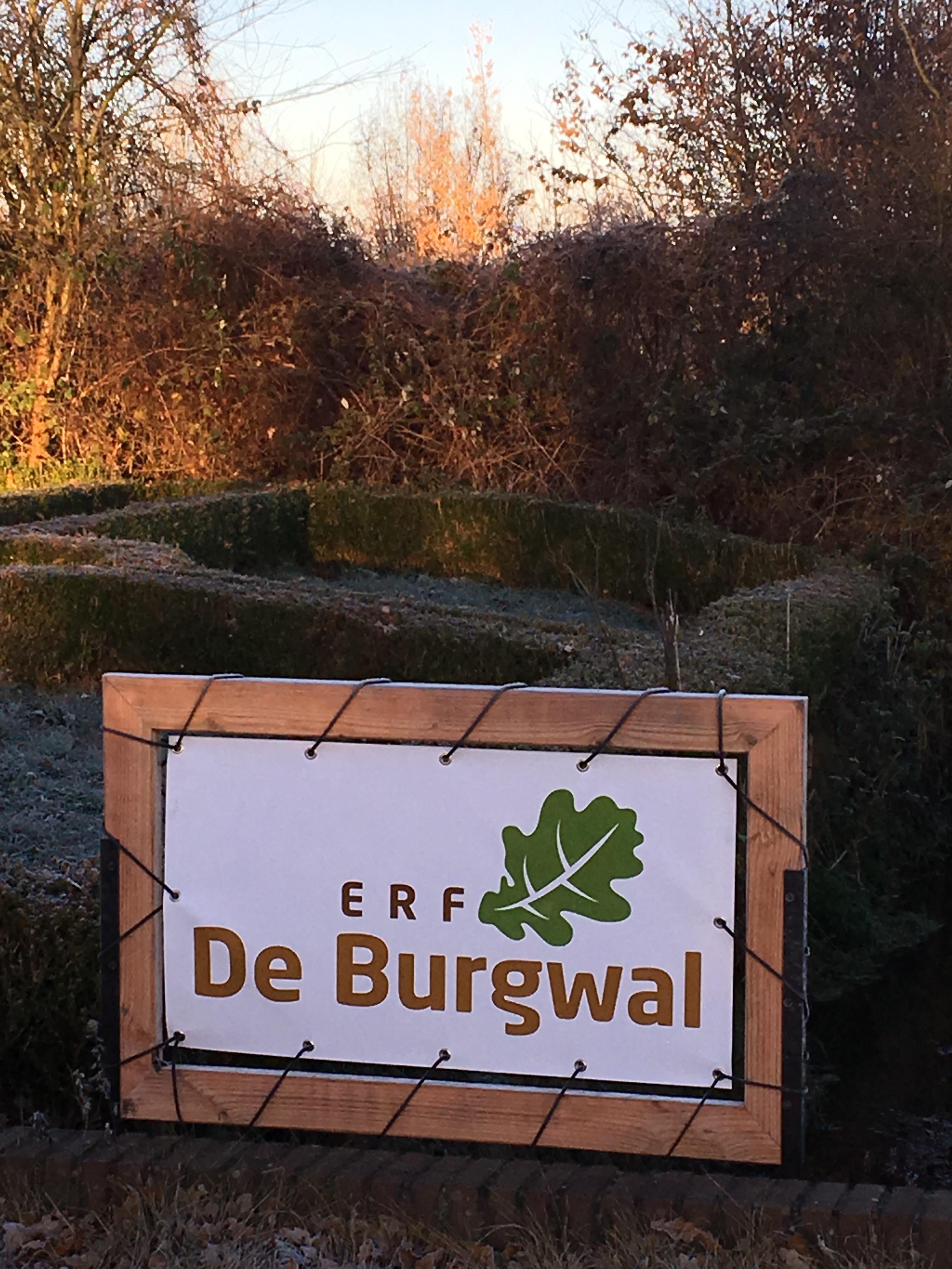 Vergaderlocatie Erf de Burgwal